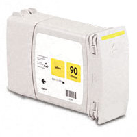 Hewlett Packard HP C5065A ( HP 90 Yellow High Capacity ) Remanufactured InkJet Cartridge