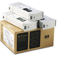 Hewlett Packard HP C5072A ( HP 83 ) UV Ink Black InkJet Cartridge Multi-Pack ( 3 Pack of C4940A )