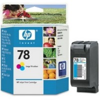 Hewlett Packard HP C6578A / HP C6578AN ( HP 78 ) Inkjet Cartridges