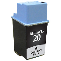 Hewlett Packard HP C6614A / HP 20 Replacement InkJet Cartridge