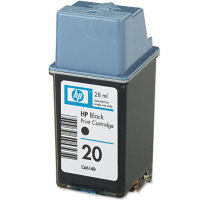 Hewlett Packard C6614DN ( HP 20 ) InkJet Cartridge