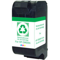Hewlett Packard HP C6625AN ( HP 17 ) Professionally Remanufactured Color Printhead Inkjet Cartridge