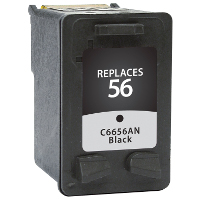Hewlett Packard HP C6656AN / HP 56 Replacement InkJet Cartridge