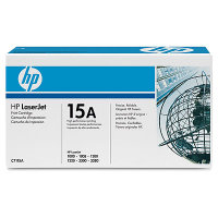 Hewlett Packard HP C7115A ( HP 15A ) Black Laser Toner Cartridge