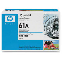 Hewlett Packard HP C8061A ( HP 61A ) Black Laser Toner Cartridge
