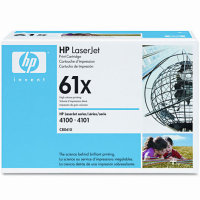 Hewlett Packard HP C8061X ( HP 61X ) Laser Toner Cartridge