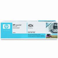 Hewlett Packard HP C8543X ( HP 43X ) black laser toner cartridge