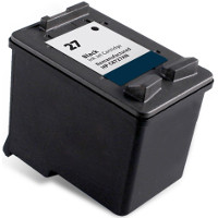 Hewlett Packard HP C8727AN / HP C8727A ( HP 27 ) Professionally Remanufactured Black InkJet Cartridge
