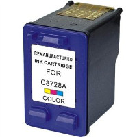 Hewlett Packard HP C8728AN / HP C8728A ( HP 28 ) Professionally Remanufactured Tri-Color InkJet Cartridge
