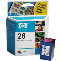 Hewlett Packard HP C8728AN / HP C8728A ( HP 28 ) Tri-Color Inkjet Cartridges