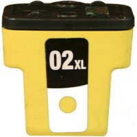 Hewlett Packard HP C8732WN ( HP 02XL Yellow ) Remanufactured InkJet Cartridge