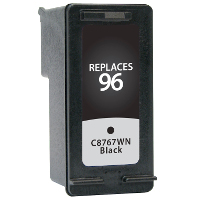 Hewlett Packard HP C8767WN / HP 96 Replacement InkJet Cartridge