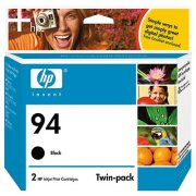 Hewlett Packard HP C9350FN ( HP 94 Twinpack ) InkJet Cartridge Twin Pack