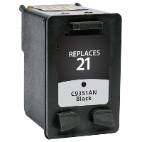 Hewlett Packard HP C9351AN / HP 21 Replacement InkJet Cartridge