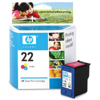 Hewlett Packard HP C9352AN ( HP 22 ) InkJet Cartridge