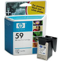 Hewlett Packard HP C9359AN ( HP 59 ) Gray Photo InkJet Cartridge