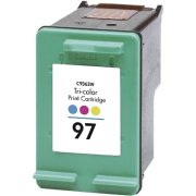 Hewlett Packard HP C9363WN ( HP 97 ) Remanufactured InkJet Cartridge