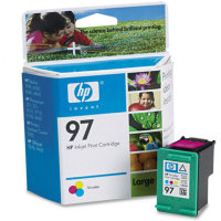 Hewlett Packard HP C9363WN ( HP 97 ) Inkjet Cartridge