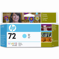 Hewlett Packard HP C9371A ( HP 72 Cyan ) InkJet Cartridge