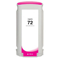 Hewlett Packard HP C9372A ( HP 72 magenta ) Remanufactured InkJet Cartridge