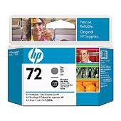 Hewlett Packard HP C9380A ( HP 72 Photo Black/Gray Printhead ) InkJet Cartridge Printhead