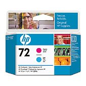 Hewlett Packard HP C9383A ( HP 72 Cyan/Magenta Printhead ) InkJet Cartridge Printhead