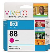 Hewlett Packard HP C9387AN ( HP 88 magenta ) InkJet Cartridge