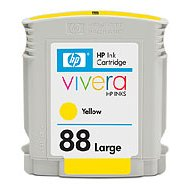 Hewlett Packard HP C9393AN ( HP 88XL yellow ) InkJet Cartridge