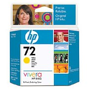 Hewlett Packard HP C9400A ( HP 72 Yellow ) InkJet Cartridge