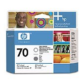 Hewlett Packard HP C9410A ( HP 70 Gloss Enhancer/Gray Printhead ) Printhead InkJet Cartridge