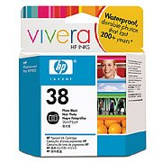 Hewlett Packard HP C9413A ( HP 38 Photo Black ) InkJet Print Cartridge