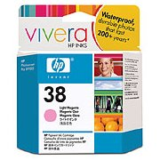 Hewlett Packard HP C9419A ( HP 38 light magenta ) InkJet Print Cartridge