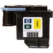 Hewlett Packard HP C9422A ( HP 85 85 Yellow Printhead ) Printhead InkJet Cartridge
