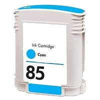 Hewlett Packard HP C9425A ( HP 85 Cyan ) Remanufactured InkJet Cartridge