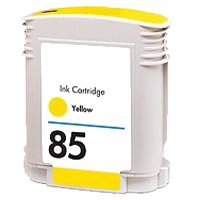 Hewlett Packard HP C9427A ( HP 85 Yellow ) Remanufactured InkJet Cartridge