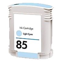 Hewlett Packard HP C9428A ( HP 85 Light Cyan ) Remanufactured InkJet Cartridge