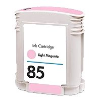 Hewlett Packard HP C9429A ( HP 85 Light Magenta ) Remanufactured InkJet Cartridge