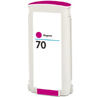 Hewlett Packard HP C9453A ( HP 70 magenta ) Remanufactured InkJet Cartridge
