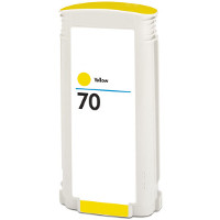 Hewlett Packard HP C9454A ( HP 70 yellow ) Remanufactured InkJet Cartridge