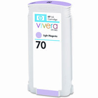 Hewlett Packard HP C9455A ( HP 70 Light Magenta ) InkJet Cartridge