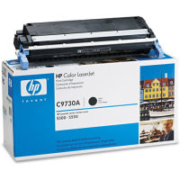 Hewlett Packard HP C9730A Black Laser Toner Cartridge
