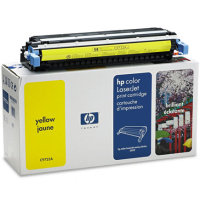 Hewlett Packard HP C9732A Yellow Laser Toner Cartridge