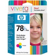Hewlett Packard HP CB277AN ( HP 78 Plus ) InkJet Cartridge