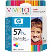Hewlett Packard HP CB278AN ( HP 57 Plus ) InkJet Cartridge