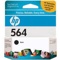 Hewlett Packard HP CB316WN ( HP 564 Black ) InkJet Cartridge