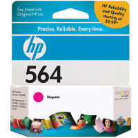 Hewlett Packard HP CB319WN ( HP 564 Magenta ) InkJet Cartridge