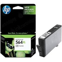 Hewlett Packard HP CB322WN ( HP 564XL Photo Black ) InkJet Cartridge
