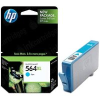 Hewlett Packard HP CB323WN ( HP 564XL Cyan ) InkJet Cartridge