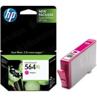 Hewlett Packard HP CB324WN ( HP 564XL Magenta ) InkJet Cartridge