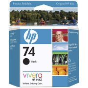 Hewlett Packard HP CB335WN ( HP 74 ) InkJet Cartridge